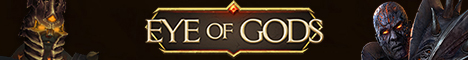EYE of GODS - INSTANT 80 SHADOWLANDS Banner