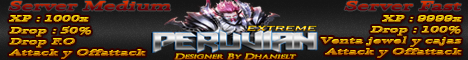 Peruvian-Extreme [Server Fast y Medium] Banner